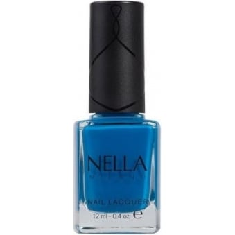 Effortlessly Stylish Nail Polish - True Blue 12ml (NM13)