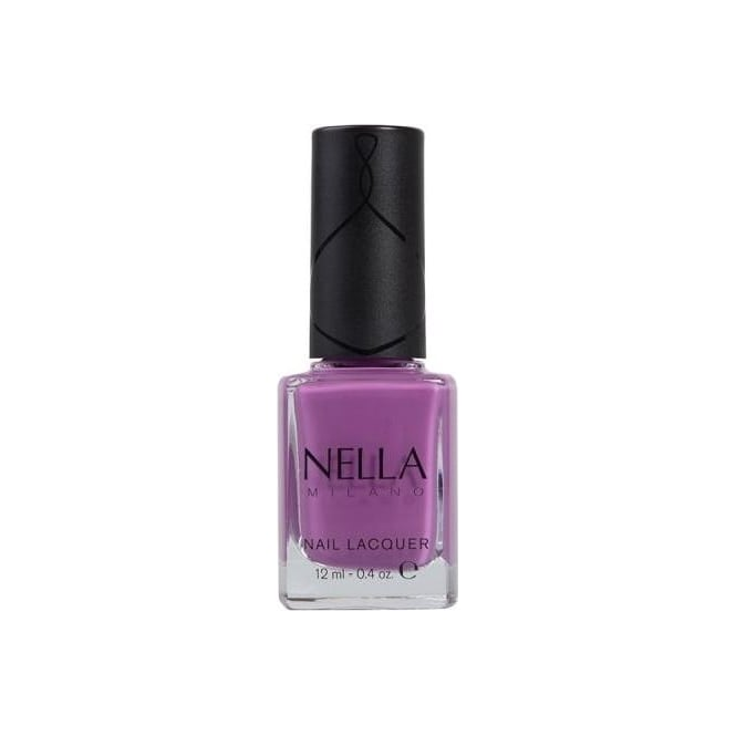 Nella Milano Effortlessly Stylish Nail Polish - Vintage Violet 12ml (NM09)