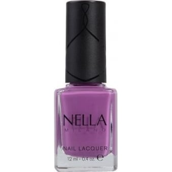 Effortlessly Stylish Nail Polish - Vintage Violet 12ml (NM09)