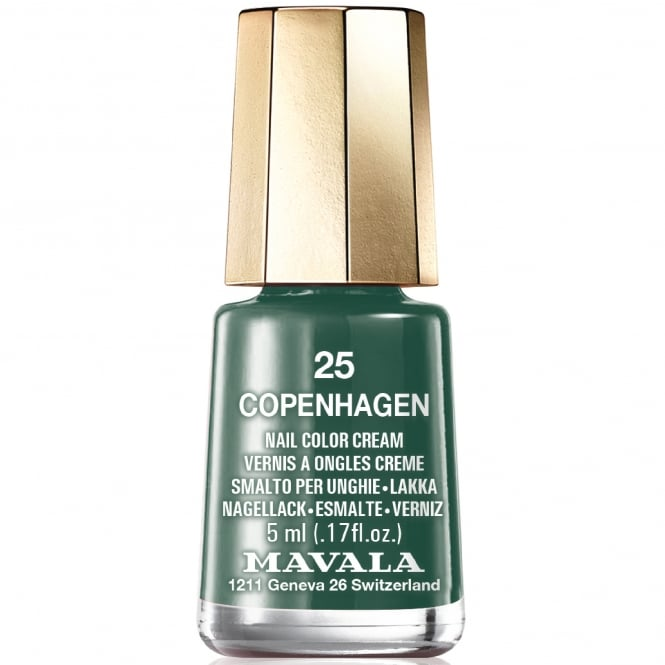 Mavala New Look Color's 2017 Nail Polish Collection - Copenhagen (25) 5ml