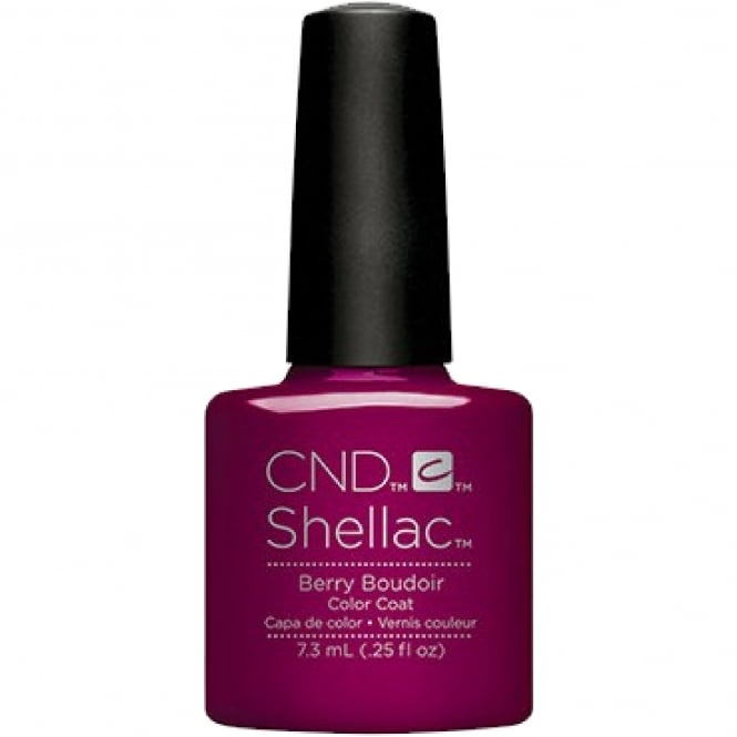 CND Shellac NightSpell 2017 Power Polish Collection - Berry Boudoir 7.3ml