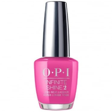 No Turning Back From Pink Street - Lisbon 2018 Nail Polish Infinite Shine 10 Day Wear (ISL L19) 15ml