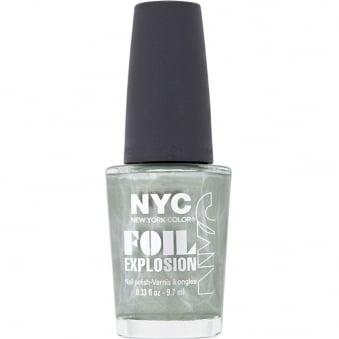 NYC Nail Polish - Foil Explosion Collection - (014 Magic Earth) 9.7ml