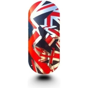 Olympics Kooky Nail Wraps - Pack Of Union Jack Collage