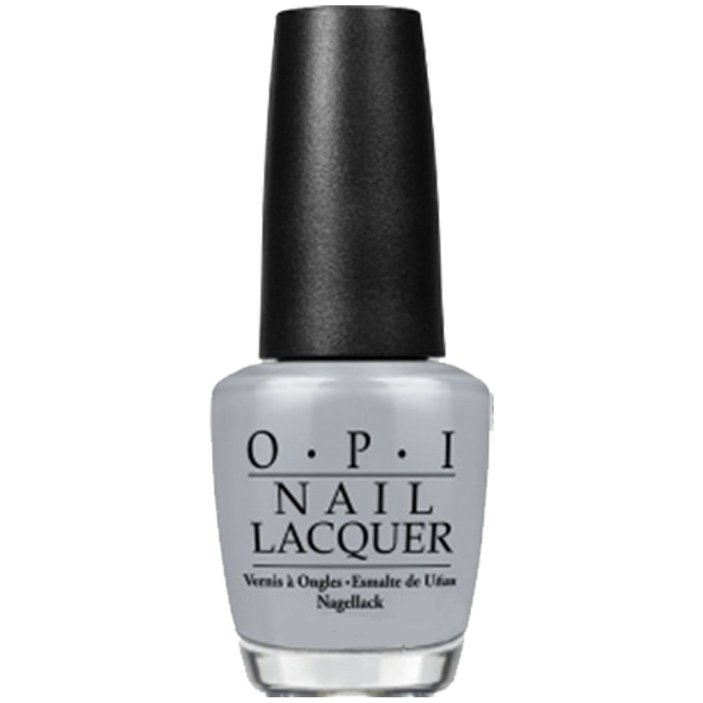 opi 50 shades of grey 2015 nail polish collection cement
