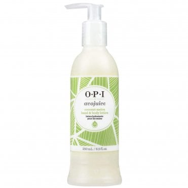 Avojuice Hydrating Skin Quenchers - Coconut Melon Juice Hand & Body Lotion 250ml