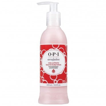 Avojuice Hydrating Skin Quenchers - Cran & Berry Juicie Hand & Body Lotion 250ml
