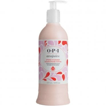 Avojuice Hydrating Skin Quenchers - Peony And Poppy Hand & Body Lotion 600ml