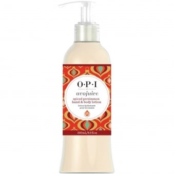 Avojuice Hydrating Skin Quenchers - Spiced Persimmon Hand & Body Lotion 250ml