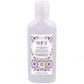 Avojuice Hydrating Skin Quenchers - Vanilla Lavender Hand & Body Lotion 30ml