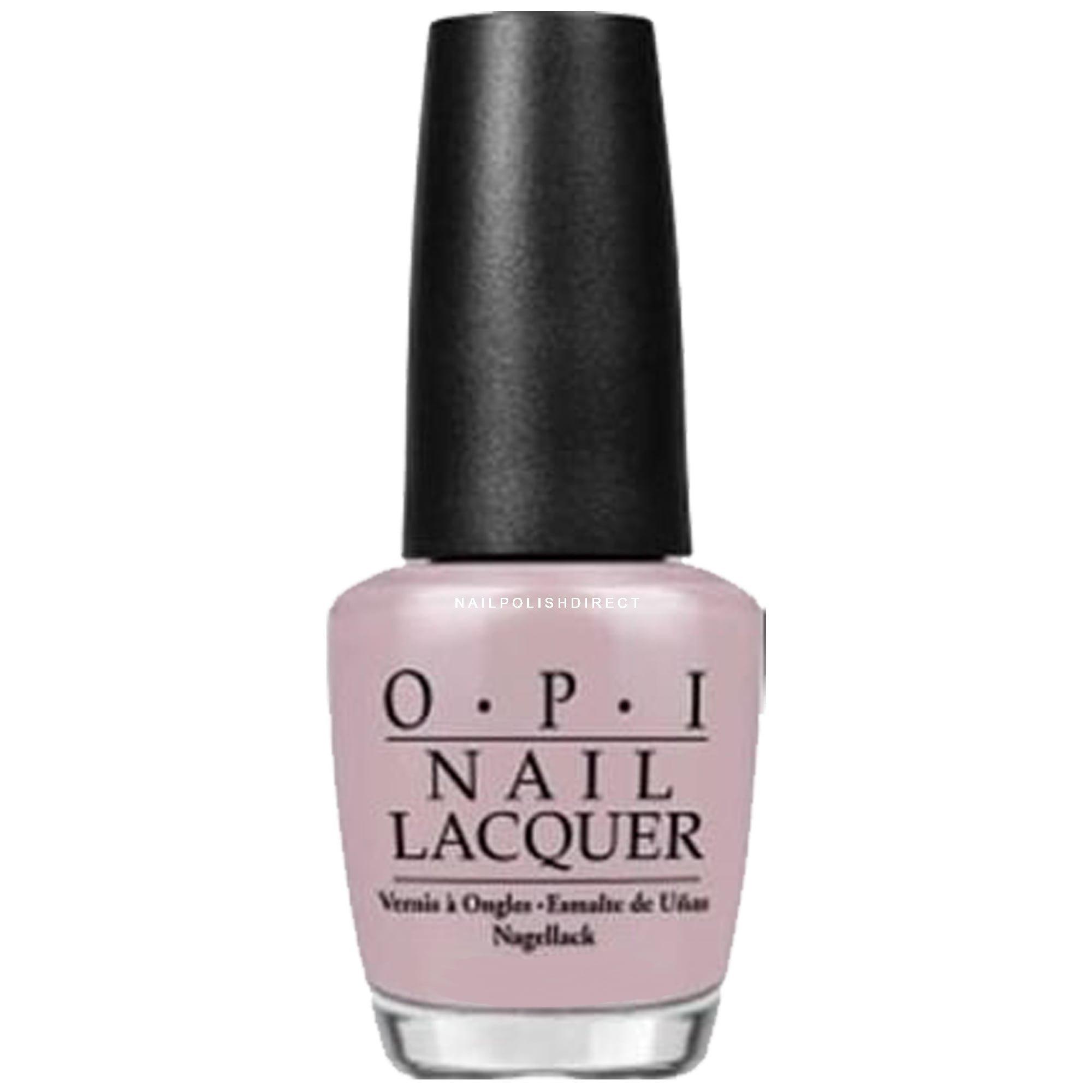 OPI Brazil Collection - Don\'t Bossa Nova Me Around (NL A60) 15ml