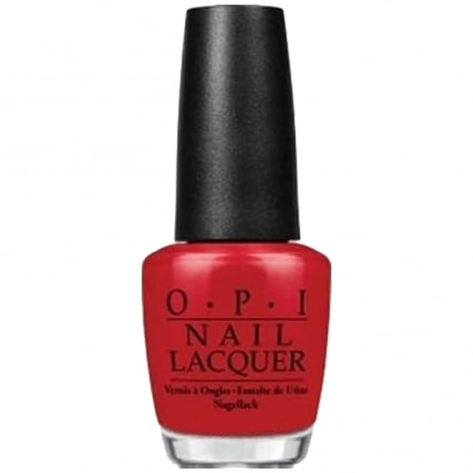 OPI Brazil Collection - Red Hot Rio (NL A70) 15ml