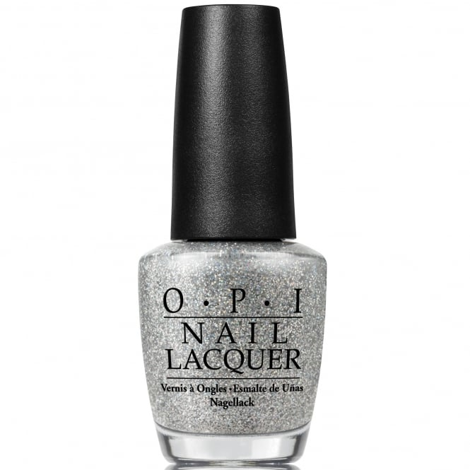 OPI Breakfast At Tiffany's Nail Polish Collection 2016 - Champagne For Breakfast 15ml (HRH02)