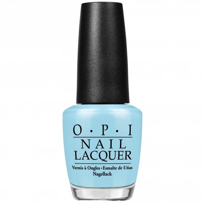OPI Breakfast At Tiffany's Nail Polish Collection 2016 - I Believe In Manicures 15ml (HRH01)