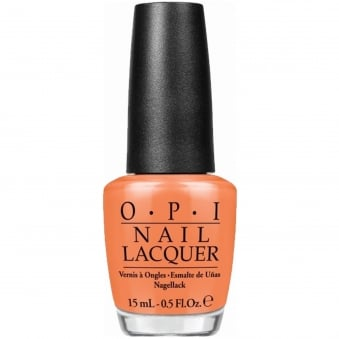 Coca Cola 2014 Nail Polish Collection - Orange You Stylish 15ml (NL C33)