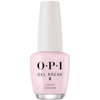 Gel Break Nail Lacquer - Properly Pink (NT R03) 15ml
