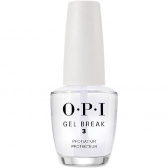 Gel Break Nail Lacquer - Protective Top Coat (NT R02) 15ml