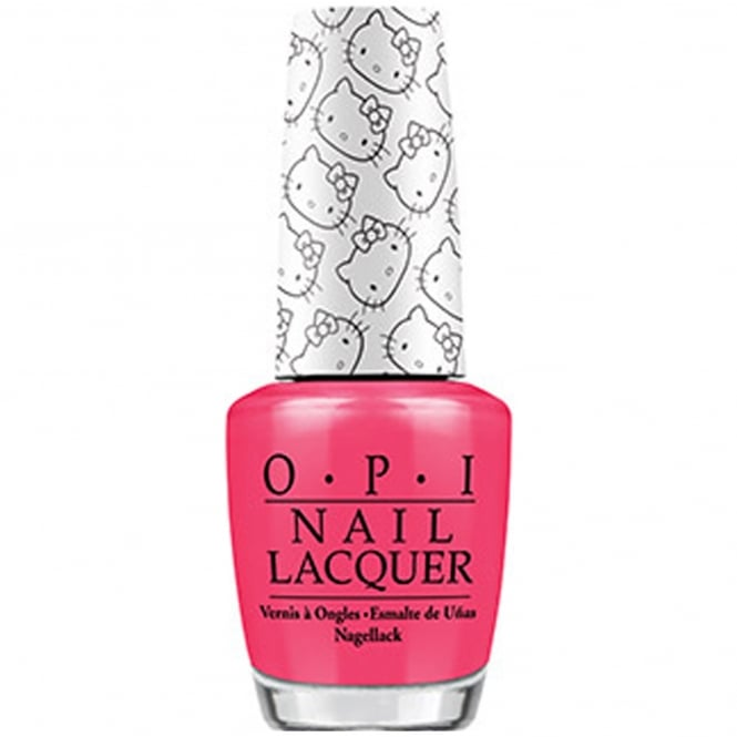OPI Hello Kitty 2016 Nail Polish Collection - Special Edition Say Hello Kitty 15ml (DD H03)