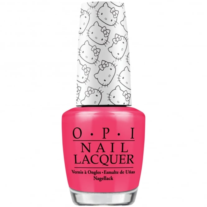 OPI Hello Kitty 2016 Nail Polish Collection - Spoken From The Heart 15ml (NL H85)