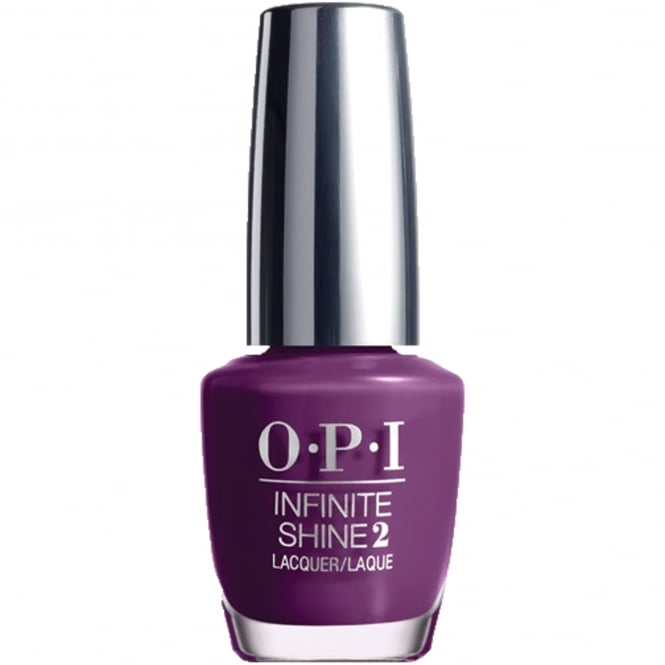 OPI Infinite Shine Fall Nail Lacquer Collection 2015 - Endless Purple Pursuit 15ml (ISL52)