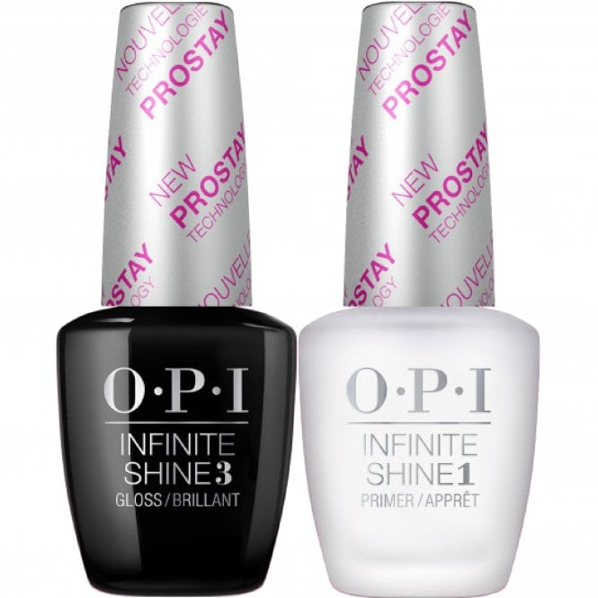 OPI Infinite Shine Gel Effects Duo Pack - Primer & Gloss ProStay (2 x 15ml)