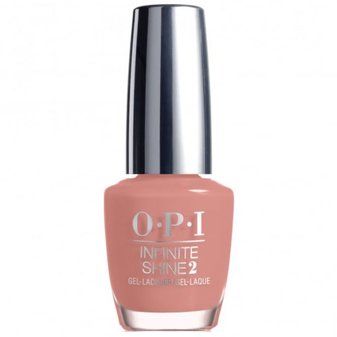 OPI Infinite Shine Hurry Up and Wait - Nudes Nail Lacquer Infinite Shine 10 Day Wear 15ml (ISL73)