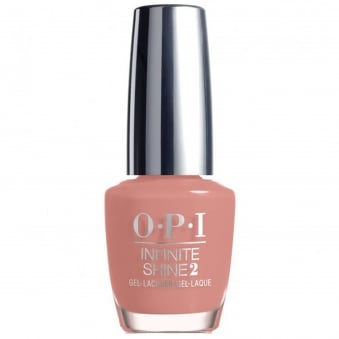 Hurry Up and Wait - Nudes Nail Lacquer Infinite Shine 10 Day Wear 15ml (ISL73)