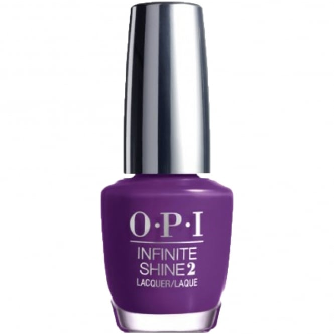 OPI Infinite Shine Lacquer Collection 2015 - Purpletual Emotion 15ml (ISL43)