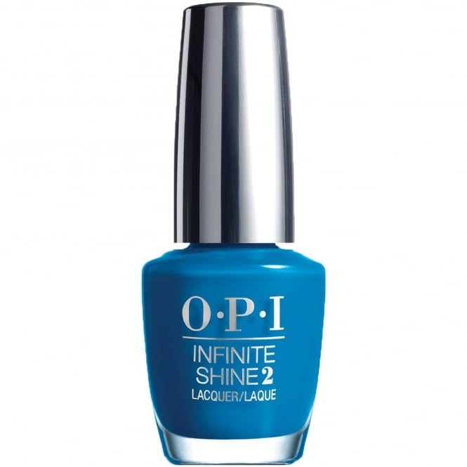 OPI Infinite Shine Lacquer Collection 2015 - Wild Blue Yonder 15ml (ISL41)