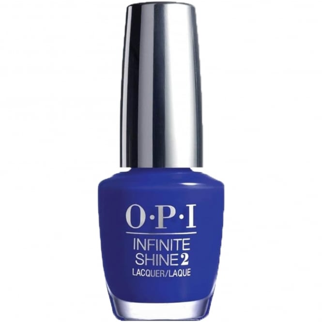 OPI Infinite Shine Nail Lacquer - Indignantly Indigo 15ml (ISL17)