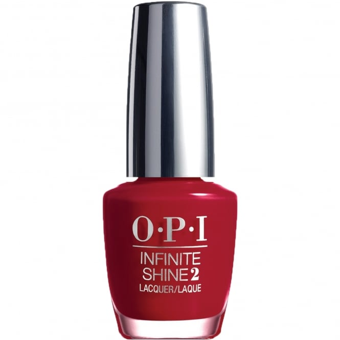 OPI Infinite Shine Nail Lacquer - Relentless Ruby 15ml (ISL10)