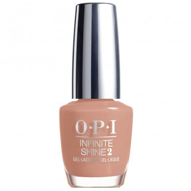 OPI Infinite Shine New Nudes Nail Lacquer Collection 2016 - No Stopping Zone 15ml