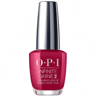 OPI Red - Infinite Shine 10 Day Wear (ISLL72) 15ml