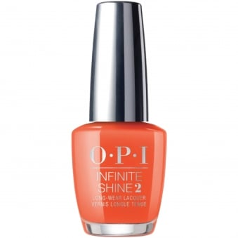 Santa Monica Beach Peach - California Dreaming 2017 Nail Polish Infinite Shine 10 Day Wear (ISLD39) 15ml