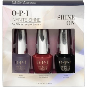 Starlight 2015 Holiday Nail Lacquer Trio - Shine On (3x 15ml) (HR G26)