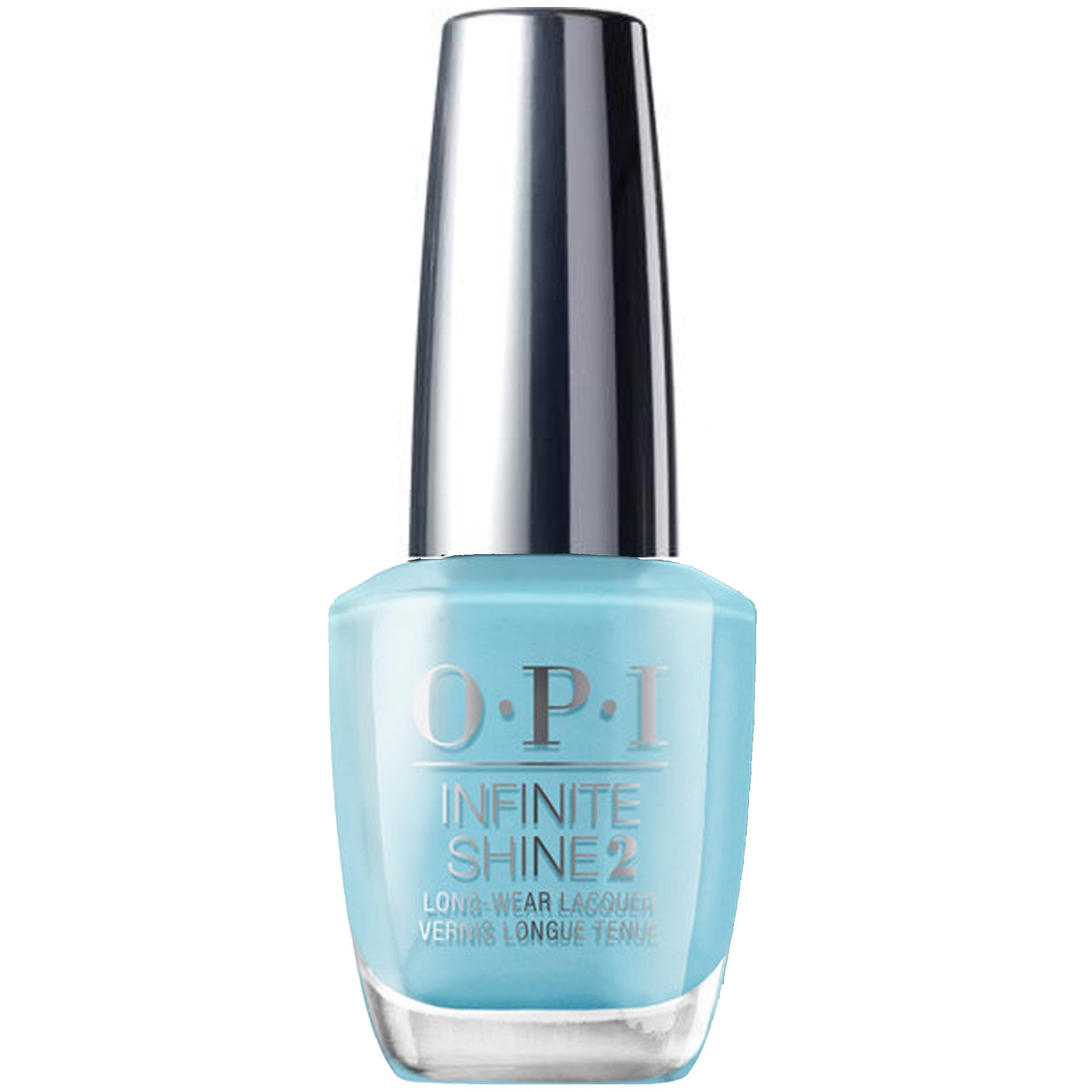 OPI Infinite Shine Nail Lacquer - To Infinity & Blue-yond 15ml (ISL18)