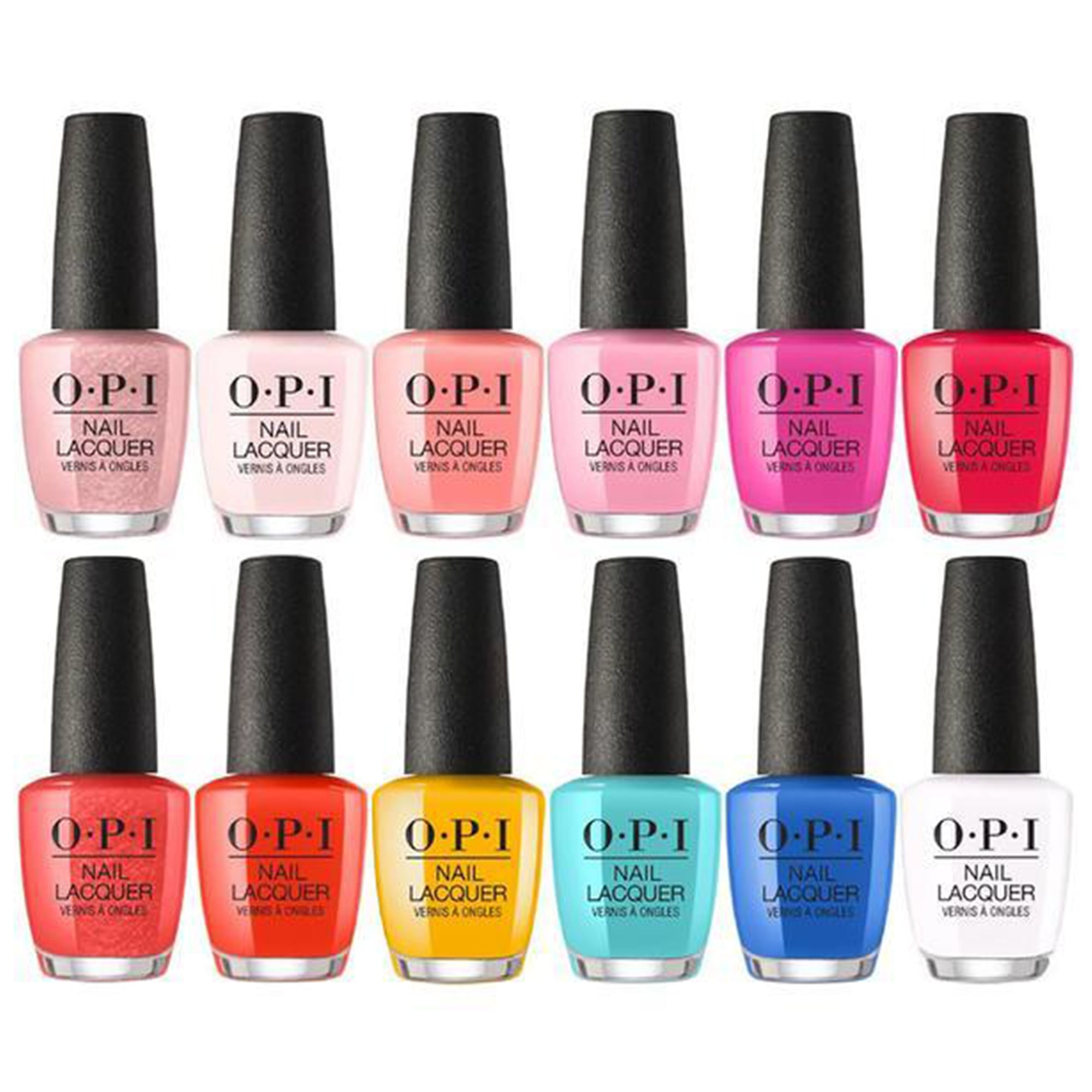 Nail Polish Colors Spring 2018 Opi: OPI Lisbon 2018 Nail Polish Collection