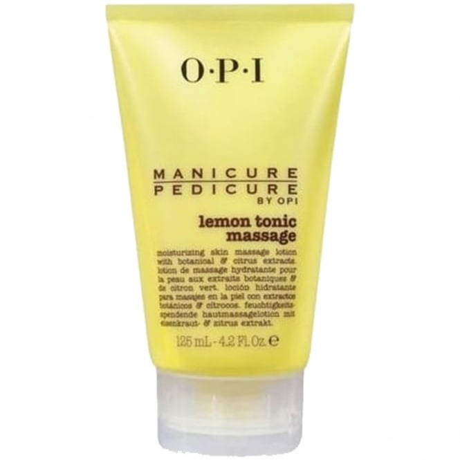 OPI Manicure & Pedicure - Lemon Tonic Massage 125ml