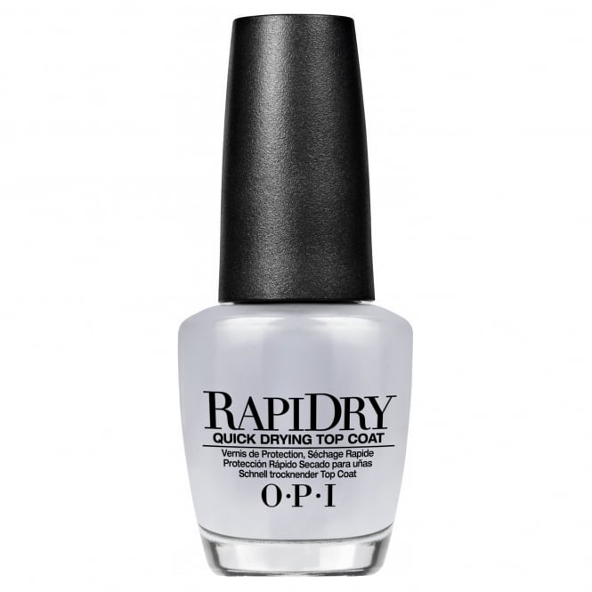 OPI Mini Treat RapiDry Top Coat - Quick-Dry Top Coat 3.75ml