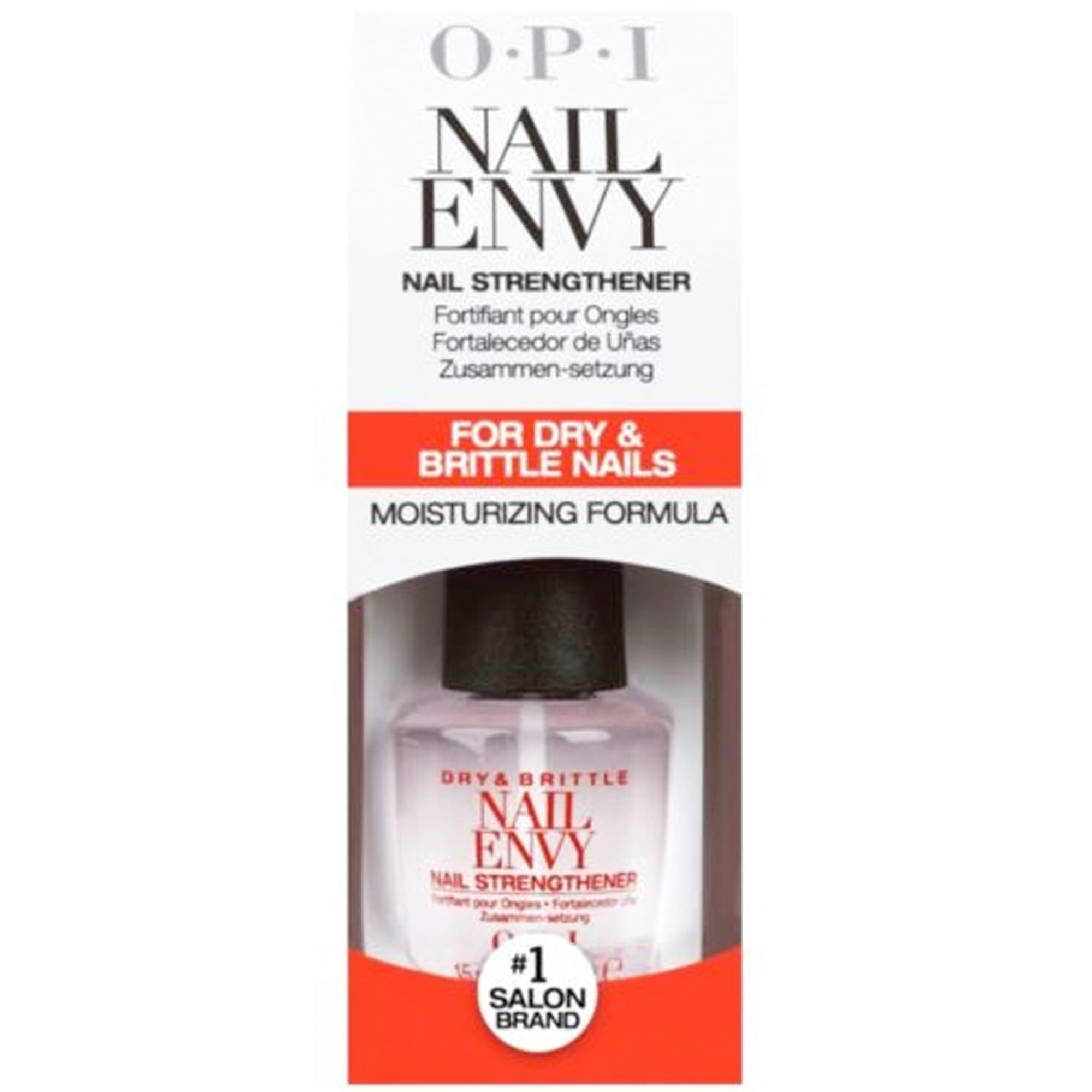 Nail Envy Legends Hours: OPI Nail Polish Dry & Brittle Formula 15ml