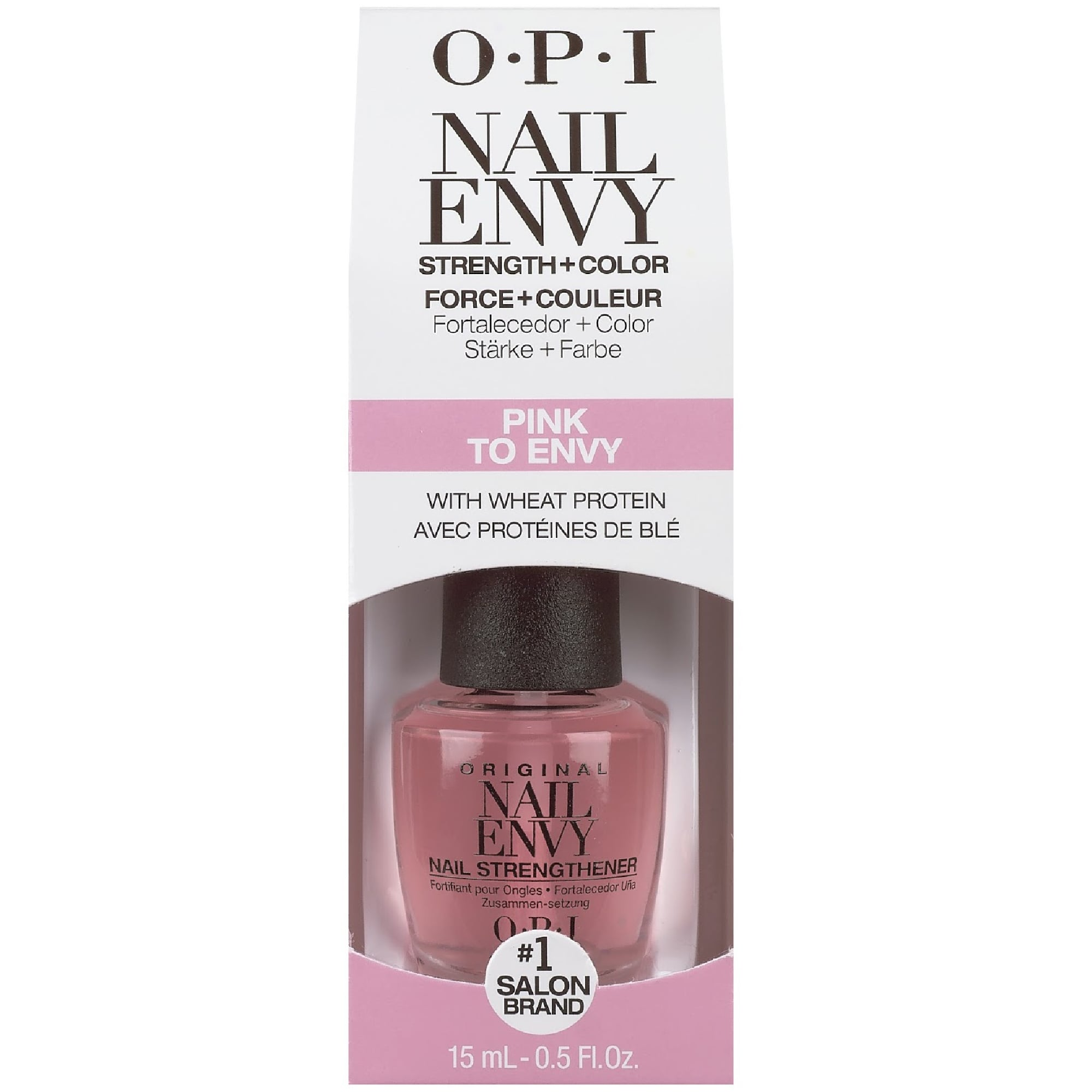 OPI Nail Envy Original Formula Pink To Envy NT223 | Nail Polish Direct