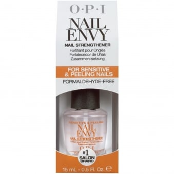 Nail Envy Sensitive and Peeling Formula 15ML