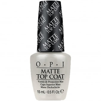 Nail Polish - Matte Top Coat (NT T35) 15ml