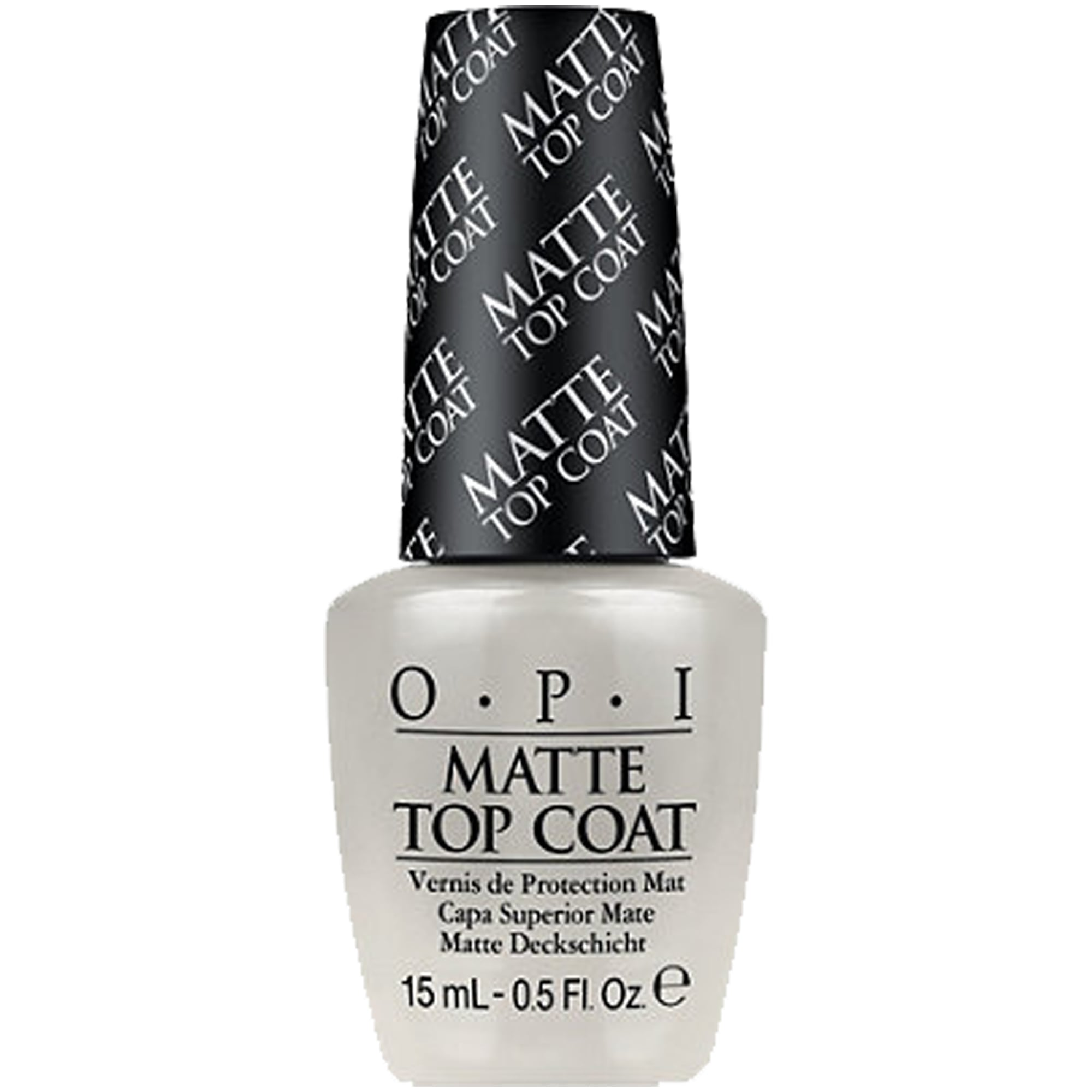 OPI Matte Nail Polish Top Coat (NT T35) 15ml