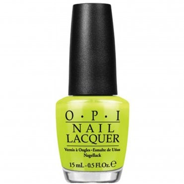 Neon Brights 2014 Nail Polish Collection - Life Gave Me Lemons 15ml (NL N33)