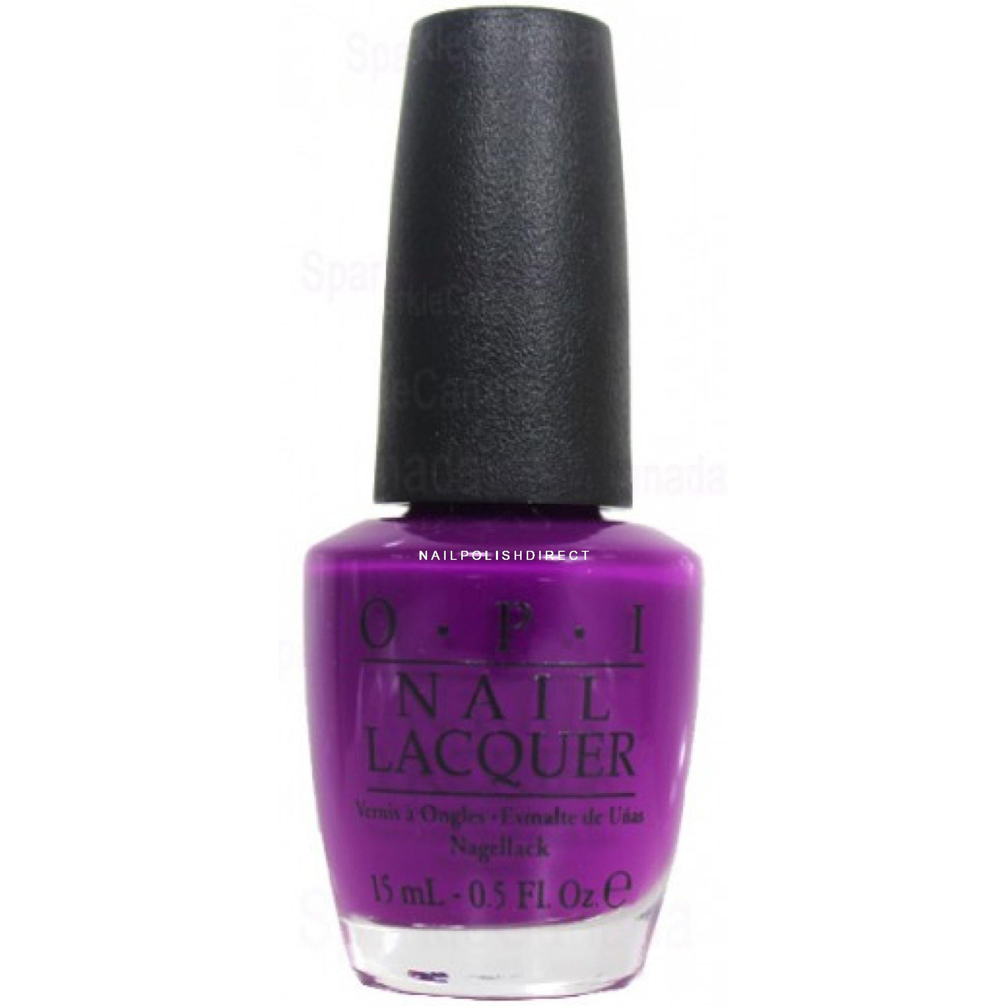 opi neon brights 2014 nail polish collection - push & pur-pull 15ml