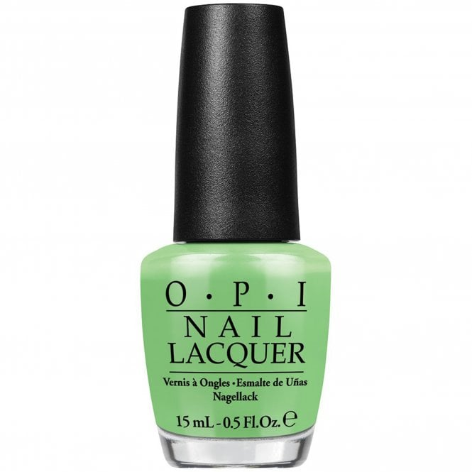 OPI Neon Brights 2014 Nail Polish Collection - You Are So Outta Lime! 15ml (NL N34)