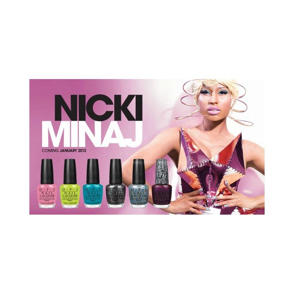 OPI Nicki Minaj Nail Polish Collection - Did It On \'Em 15mL NL N13