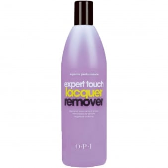OPI Nail Treatment Expert Touch Lacquer Remover (PURPLE)