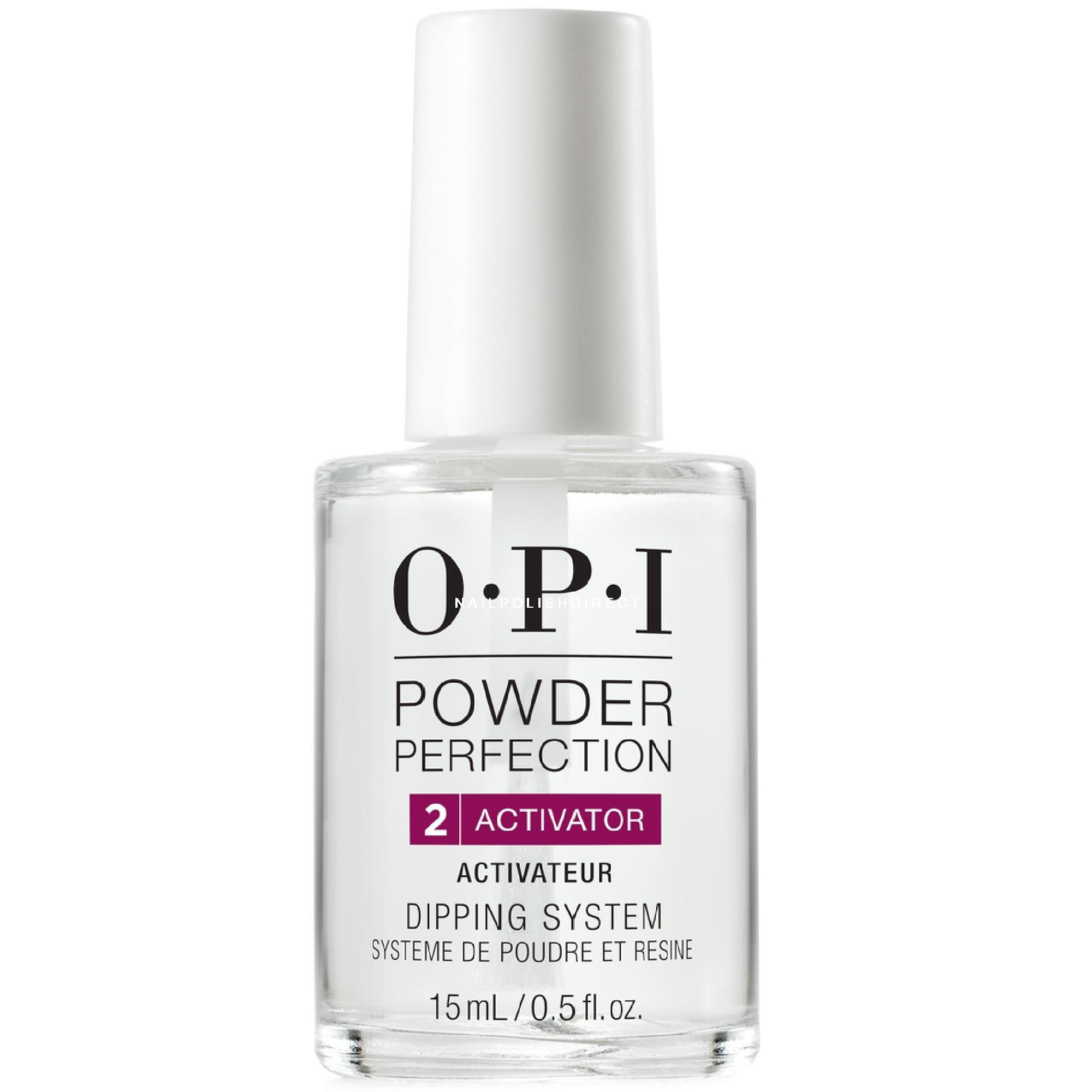 Opi Powder Nail Polish Kit: Activator (DP T20) 15ml